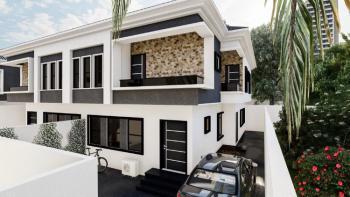 4 Bedroom Detached Duplex with Bq, Silver Spring Estate, Idado, Lekki, Lagos, Detached Duplex for Sale