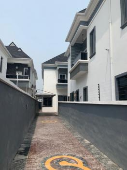 4 Bedroom Semi Detached Duplex with a Room Bq, Orchid, Lekki Phase 2, Lekki, Lagos, Semi-detached Duplex for Rent