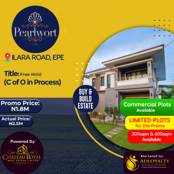 Land, Pearlwort, Epe, Lagos, Mixed-use Land for Sale