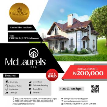 Land, Mclaurels, Epe, Lagos, Mixed-use Land for Sale
