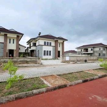 4 Bedrooms Duplex with Maids Quarter on 500sqm Land, T.a Gardens Estate, Behind Multi-trex Company Wawa Bus-stop, Warewa, Berger, Arepo, Ogun, Detached Duplex for Sale