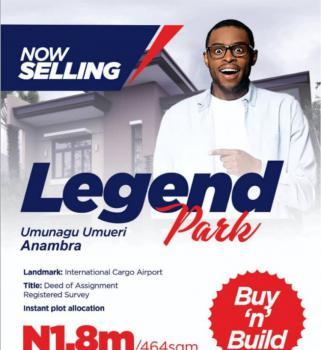 Land, Legend Park, Awka, Anambra, Land for Sale