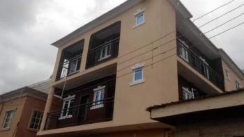 Fairly New  Block of 6 Flats, Oworonshoki, Shomolu, Lagos, Block of Flats for Sale