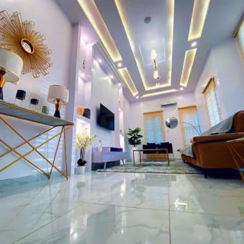 Luxury 4 Bedroom Semi Detached Duplex, Osapa, Lekki, Lagos, Semi-detached Duplex Short Let