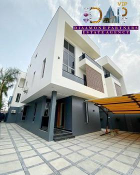 5 Bedrooms Fully Detached Smart House, Lekki Phase 1, Lekki, Lagos, Detached Duplex for Sale