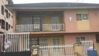 Block of 4 Flat, Ifako, Gbagada, Lagos, Block of Flats for Sale