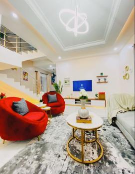 Picasso - Luxury 3 Bedroom Triplex, Spar Road, Lekki Phase 1, Lekki, Lagos, Detached Duplex Short Let