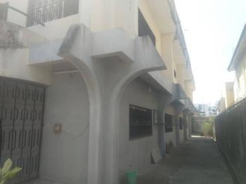 Spacious 4 Bedrooms Semi Detached House and 3 Rooms Bq, Medical Guild Road, Off Olabode George, Victoria Island (vi), Lagos, Semi-detached Duplex for Rent