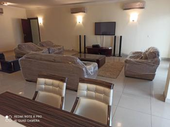 Fully Furnished Luxury and Serviced Highrise (14th Floor) 3 Bedrooms Apartment, Gerard Road, Ikoyi, Lagos, Flat for Rent