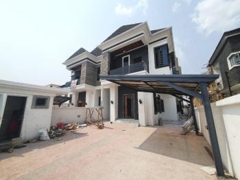 Brand New Massive 5 Bedroom Semi-detached Duplex with Boys Quarter, Ikota, Lekki, Lagos, Semi-detached Duplex for Sale
