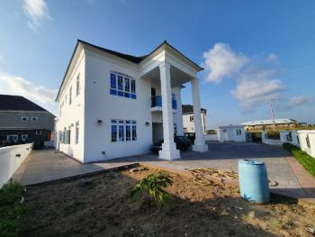 Ambassadorial Brand New 5 Bedroom Detached Duplex with Boys Quarter, Ajah, Lagos, Detached Duplex for Sale