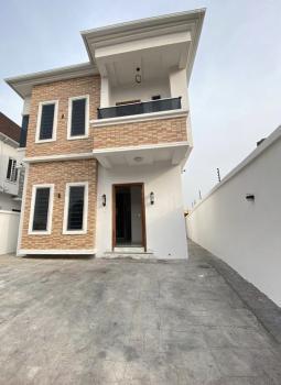 Luxurious 4 Bedroom Fully Detached Duplex with a Bq, Agungi, Lekki, Lagos, Detached Duplex for Sale
