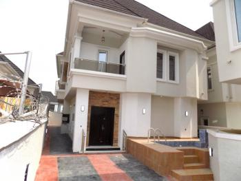 New House, Spacious Compound 4 Bedroom Fully Detached + Swimming Pool, Thomas Estate, Ajah, Lagos, Detached Duplex for Sale