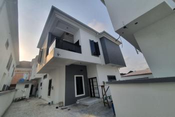 Superb Brand New Five Bedroom Detached House with Boys Quarter, Chevron, Lekki, Lagos, Detached Duplex for Sale