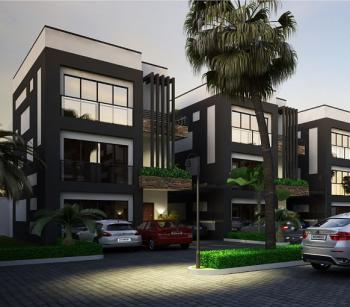 4 Bedrooms Large Terrace Duplex with Bq Off Plan, Games Village, Kaura, Abuja, House for Sale