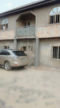 Clean Large Mini Flat, Upstairs, Off Ayoalabi, Oke Ira, Ogba, Ikeja, Lagos, Mini Flat for Rent