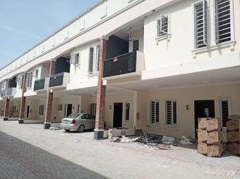 Brand New Serviced 4 Bedrooms Terraced Duplex, Ogidan Opposite Blenco, Sangotedo, Ajah, Lagos, Terraced Duplex for Sale