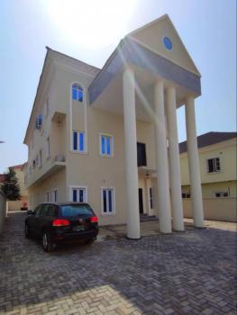 7 Bedrooms Detached with Bq on 550sqm, U3 Estate, Lekki, Lagos, Detached Duplex for Sale