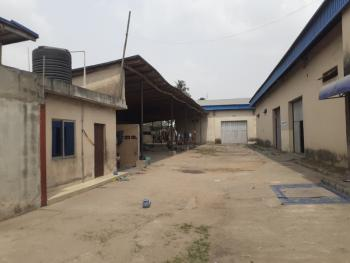 50,000 Sqft Warehouse on 5 Plots of Land & Office Space Available, Ojodu Road, Omole Phase 1, Ikeja, Lagos, Warehouse for Sale