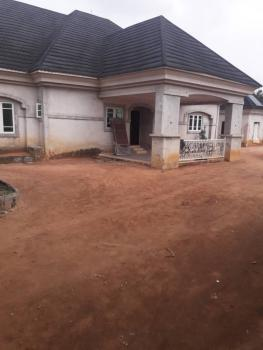 1,000sqm with 4 Bedroom Bungalow (all Rooms Are Self Contained), Owerri Municipal, Imo, Detached Bungalow for Sale