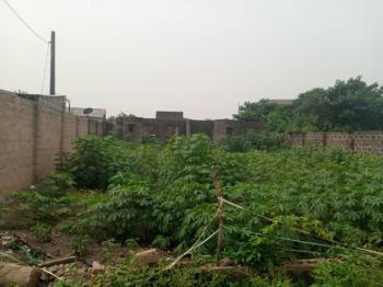 Half Plot of Land Close to The Tarred Road, Joke Ayo Kola, Alagbado, Ifako-ijaiye, Lagos, Residential Land for Sale