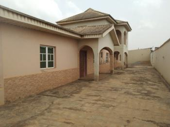 Tastefully Built 2 Bedroom with Mini Flat and 2 Rooms, Ayobo Lagos, Ipaja, Lagos, Detached Bungalow for Sale