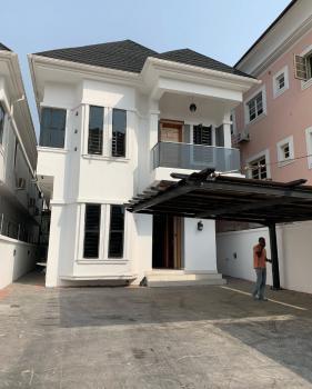 5 Bedroom Front Fully Detached Duplex with Bq, Osapa, Lekki, Lagos, Detached Duplex for Sale