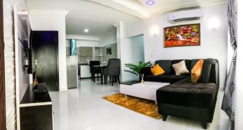 Amazing 2 Bedrooms Luxury Apartments, Oyekan Close, Whitesand Street, Opp Updc Estate Road By Elf Bus Stop, Lekki Phase 1, Lekki, Lagos, Flat Short Let