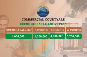 Commercial Land, Commercial Courtyard, Orimedu, Ibeju Lekki, Lagos, Residential Land Joint Venture