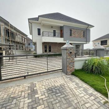 Luxury 5-bedroom Fully Detached Duplex Sitting 600sqm, Vgc, Lekki, Lagos, Detached Duplex for Sale