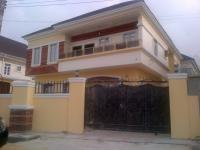 Five Bedroom Fully Detached For Sale, Ikota Villa Estate, Lekki, Lagos, 5 bedroom, 6 toilets, 5 baths Detached Duplex for Sale