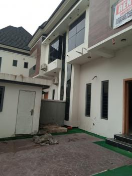 a Luxury Home in a Secured Estate with 24/7 Security, Chevron, Lekki Phase 2, Lekki, Lagos, Semi-detached Duplex for Rent