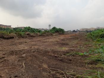 Serviced Plot Measuring 500 Square Meters, Off Gbagada - Oworoshoki Expressway, Gbagada, Lagos, Mixed-use Land for Sale