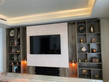 Royally Furnished, Eko Towers, Eko Atlantic City, Lagos, Flat Short Let