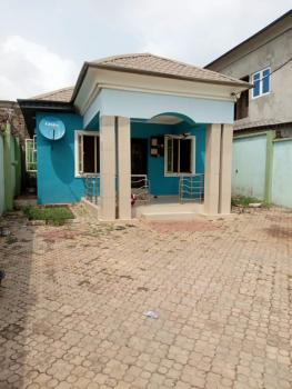 Executive  2 Bedroom Bungalow on Half Plot  at a Secured Estate, Peace Estate, Baruwa, Ipaja, Lagos, Detached Bungalow for Sale