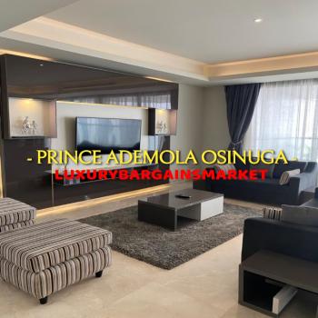 Classy & Furnished 3 Bedroom Apartment, Eko Pearl, Eko Atlantic City, Lagos, Flat / Apartment Short Let