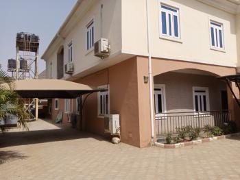 4 Bedroom Duplex with Bq, Along Suncity Expressway, Galadimawa, Abuja, Semi-detached Duplex for Rent