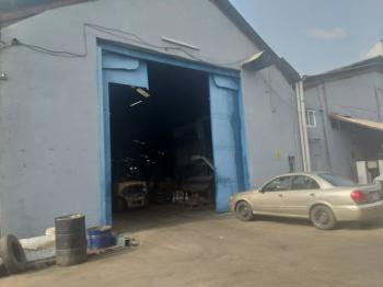 Functional Steel Manufacturing Company (3 Bay Production Units), Ikeja, Lagos, Factory for Sale