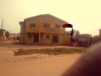 Commercial Building with an Open Plan Office Space of About 300m2, Akute Iijoko Road, Akute, Ifo, Ogun, Office Space for Sale
