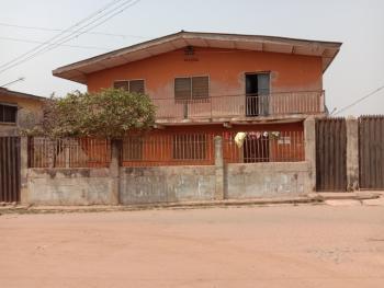 4 Nos of 3 Bedroom Flats with 2 Rooms Bq, Off Abayomi Street Iwo Road, Ibadan North-east, Oyo, Block of Flats for Sale