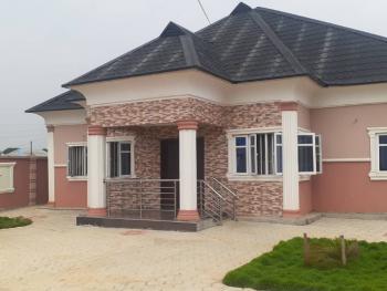 4 Bedroom Detached Bungalow, Custom Bus Stop, Abaranje., Ikotun, Lagos, Detached Bungalow for Sale