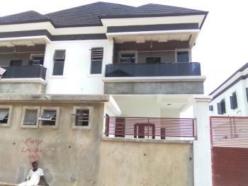 Brand New 4 Bedroom Duplex + Bq, Orchid Road, Chevron, Lekki, Lagos, Semi-detached Duplex for Rent