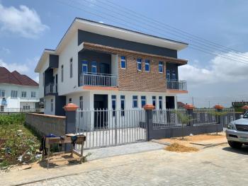 3 Bedroom Semi-detached Duplex House+bq in Serene & Secured Estate, Amity Estate, Sangotedo, Ajah, Lagos, Semi-detached Duplex for Sale