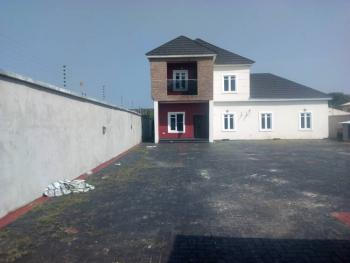 Newly Build and Well Finish 4 Bedroom Duplex in a Well Secure Estate, Off Badore Road, Ajah, Lagos, Detached Duplex for Sale