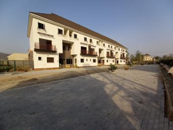 Brand New and Well Located 4 Bedrooms Terraced House with Bq, Close to Next Cash and Carry, Jahi, Abuja, Terraced Duplex for Sale