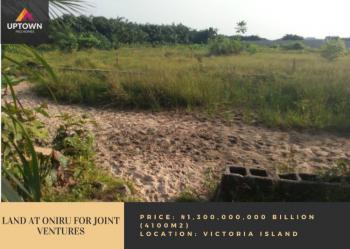 Land for Joint Ventures, Oniru, Victoria Island (vi), Lagos, Land Joint Venture