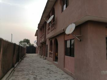 4 Units of 3 Bedrooms with C of O, Adekunle Estate, Fish Pond, Agric, Ikorodu, Lagos, Block of Flats for Sale