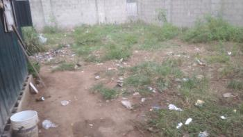 a Land Fenced Round with Gate, Ajao Estate, Anthony, Maryland, Lagos, Land for Sale