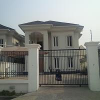 4 Bedroom Detached Duplex (all Ensuite) With Swimming Pool, Jacuzzi, Fitted Kitchen, Ante Roomm, Family Lounge, Car Port, 2 Guest Chalet And A Room Bq At, Banana Island, Ikoyi, Lagos, 4 bedroom, 5 toilets, 4 baths Detached Duplex for Sale