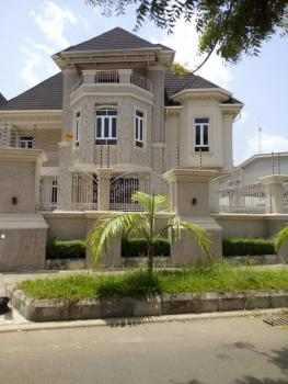 5 Bedroom Mansion with Pent House & Swimming Pool, Main, Maitama District, Abuja, Detached Duplex for Sale